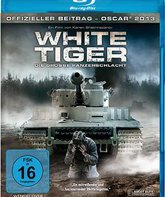 Blu-ray Белый тигр / The White Tiger (Belyy tigr)