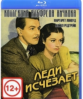Blu-ray Леди исчезает / The Lady Vanishes