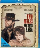 Blu-ray Два мула для сестры Сары / Two Mules for Sister Sara
