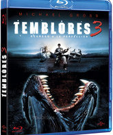 Blu-ray Дрожь земли 3 / Tremors 3: Back to Perfection