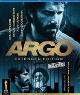 Blu-ray Операция «Арго» (Рассекреченное расширенное издание) / Argo (The Declassified Extended Edition)