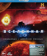 Blu-ray 3D Вселенная. Немезида - двойник Солнца (3D) / The Universe. Nemesis: The Sun's Evil Twin (3D)