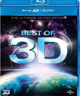 Blu-ray 3D Лучшее из 3D: Коллекция (3D) / Best of 3D: The Ultimate 3D Collection (3D)