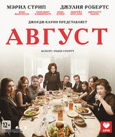 Blu-ray Август / August: Osage County