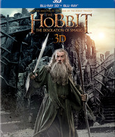 Blu-ray 3D Хоббит: Пустошь Смауга (2D+3D) / The Hobbit: The Desolation of Smaug (2D+3D)
