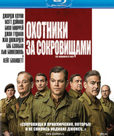 Blu-ray Охотники за сокровищами / The Monuments Men