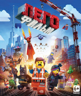 Blu-ray Лего. Фильм / The Lego Movie