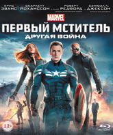 Blu-ray Первый мститель: Другая война / Captain America: The Winter Soldier
