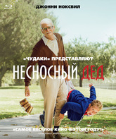 Blu-ray Несносный дед / Jackass Presents: Bad Grandpa