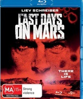 Blu-ray Последние дни на Марсе / The Last Days on Mars