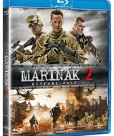 Blu-ray Морпехи 2 / Jarhead 2: Field of Fire