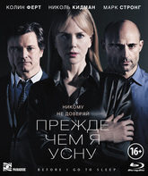 Blu-ray Прежде чем я усну / Before I Go to Sleep