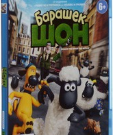 Blu-ray Барашек Шон / Shaun the Sheep Movie