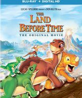 Blu-ray Земля до начала времен / The Land Before Time