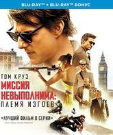 Blu-ray Миссия невыполнима: Племя изгоев (2-х дисковое издание) / Mission: Impossible - Rogue Nation (2-Disc Edition)