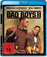 Blu-ray Плохие парни 2 (Mastered in 4K) / Bad Boys II (Mastered in 4K)