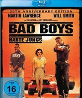 Blu-ray Плохие парни (Юбилейное издание) (Mastered in 4K) / Bad Boys (20th Anniversary Edition) (Mastered in 4K)