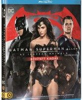 Blu-ray Бэтмен против Супермена: На заре справедливости / Batman v Superman: Dawn of Justice (Ultimate Edition)
