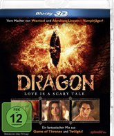 Blu-ray 3D Он – дракон (3D) / Dragon - Love Is a Scary Tale (On - drakon) (3D)