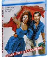 Blu-ray Брак по-итальянски / Matrimonio all'italiana (Marriage Italian Style)