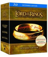 Blu-ray Властелин колец: Трилогия (Расширенная версия) / The Lord of the Rings: The Motion Picture Trilogy (Extended Edition)