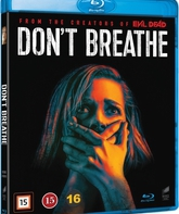 Blu-ray Не дыши / Don't Breathe