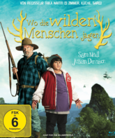 Blu-ray Охота на дикарей / Hunt for the Wilderpeople