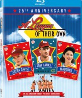 Blu-ray Их собственная лига (Юбилейное издание) / A League of Their Own (25th Anniversary Edition)