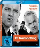 Blu-ray Т2 Трейнспоттинг (На игле 2) / T2 Trainspotting