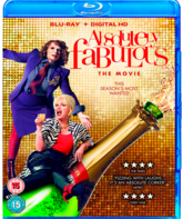 Blu-ray Просто потрясающе / Absolutely Fabulous: The Movie