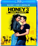 Blu-ray Лапочка 3 / Honey 3: Dare to Dance