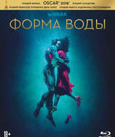 Blu-ray Форма воды / The Shape of Water