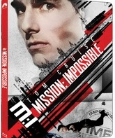 Миссия: невыполнима (Steelbook) [4K UHD Blu-ray] / Mission: Impossible (Steelbook 4K)