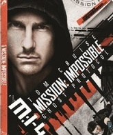 Миссия невыполнима: Протокол Фантом (Steelbook) [4K UHD Blu-ray] / Mission: Impossible - Ghost Protocol (Steelbook 4K)