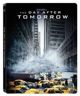 Послезавтра (Steelbook) [Blu-ray] / The Day After Tomorrow (Steelbook)
