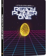 Blu-ray 3D Первому игроку приготовиться (3D+2D) (Steelbook) / Ready Player One (3D+2D) (Steelbook)