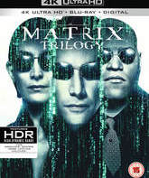 Матрица: Трилогия [4K UHD Blu-ray] / The Matrix Trilogy (4K)