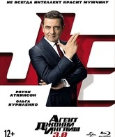 Blu-ray Агент Джонни Инглиш 3.0 / Johnny English Strikes Again
