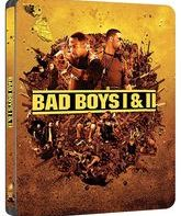 4K UHD Blu-ray Плохие парни 1 & 2 (Steelbook) / Bad Boys / Bad Boys II (Steelbook 4K)