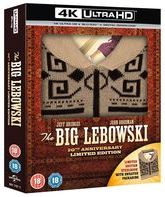 4K UHD Blu-ray Большой Лебовски (Steelbook) / The Big Lebowski (Steelbook 4K)