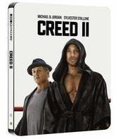 4K UHD Blu-ray Крид 2 (Steelbook) / Creed II (Steelbook 4K)