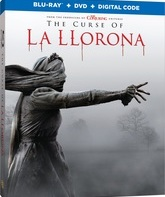Проклятие плачущей [Blu-ray] / The Curse of La Llorona