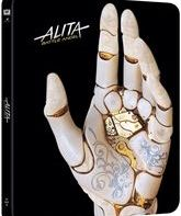 Алита: Боевой ангел (3D+2D) (Steelbook) [Blu-ray 3D] / Alita: Battle Angel (3D+2D) (Steelbook)