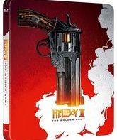 Хеллбой II: Золотая армия (Steelbook) [Blu-ray] / Hellboy II: The Golden Army (Steelbook)