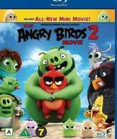 Angry Birds 2 в кино [Blu-ray] / The Angry Birds Movie 2