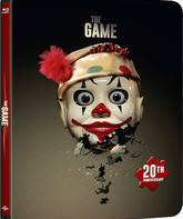 Игра (Steelbook) (Юбилейное издание) [Blu-ray] / The Game (20th Anniversary Limited Steelbook Edition)