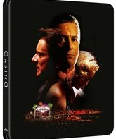 Казино (SteelBook) [4K UHD Blu-ray] / Casino (Steelbook 4K)