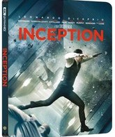 Начало (Steelbook) [4K UHD Blu-ray] / Inception (Steelbook 4K)