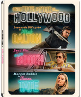 Однажды в… Голливуде (Steelbook) [4K UHD Blu-ray] / Once Upon a Time ... in Hollywood (Steelbook 4K)