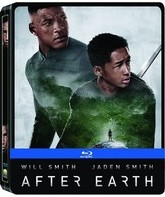 После нашей эры (Steelbook) [Blu-ray] / After Earth (Steelbook)